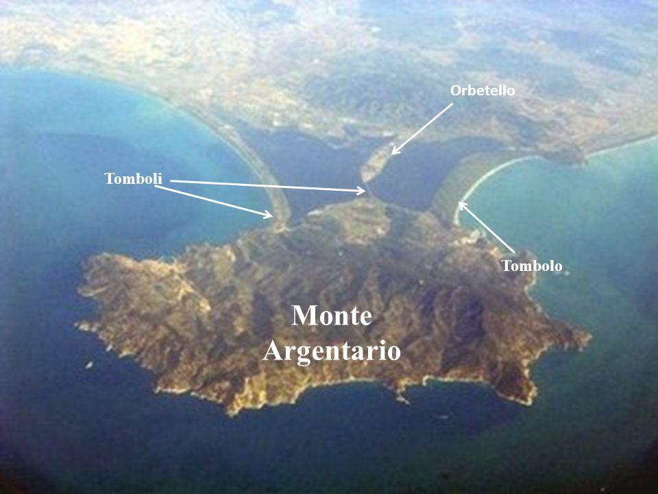 Orbetello Tomboli Tombolo Monte Argentario