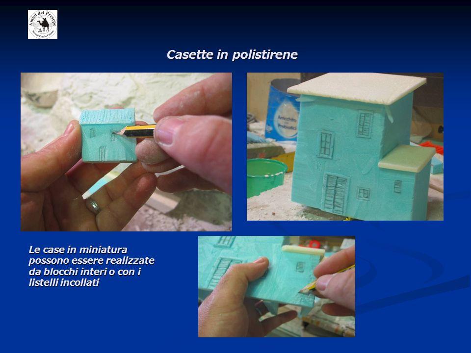 Casette in polistirene