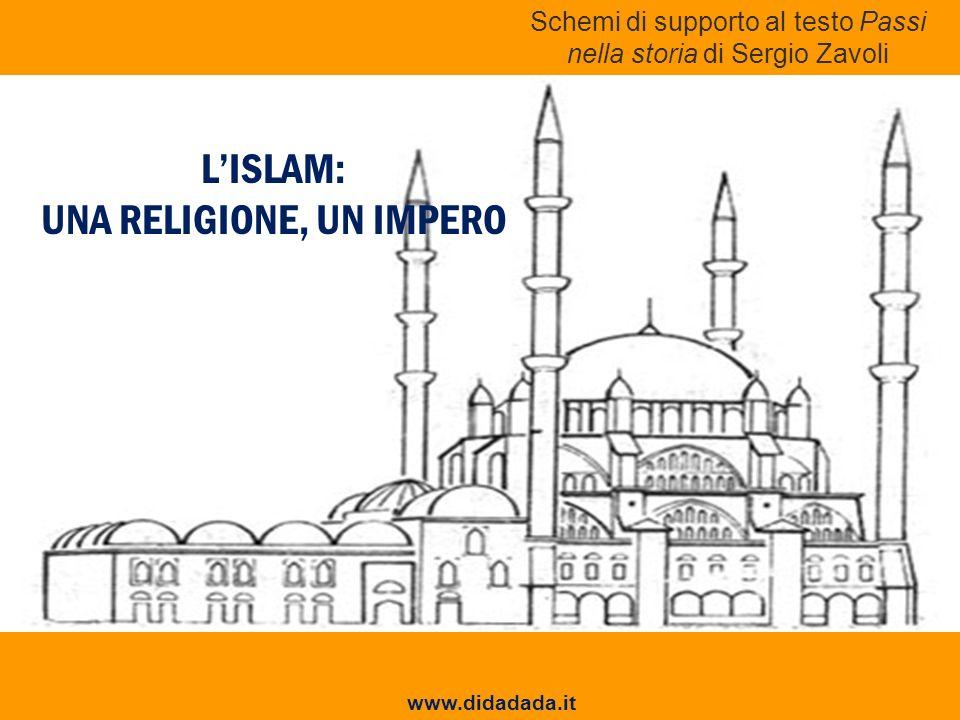L'ISLAM: UNA RELIGIONE, UN IMPERO