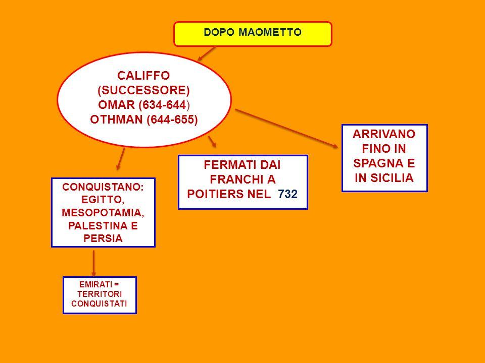 ARRIVANO FINO IN SPAGNA E IN SICILIA