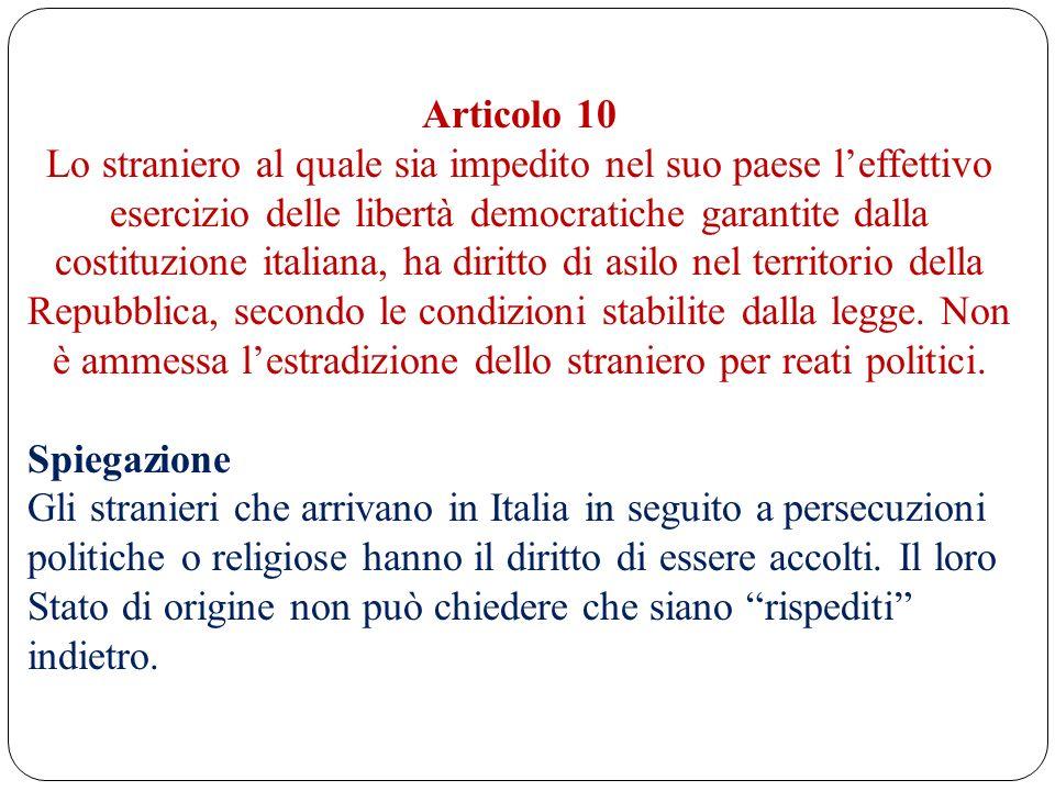 Articolo 10