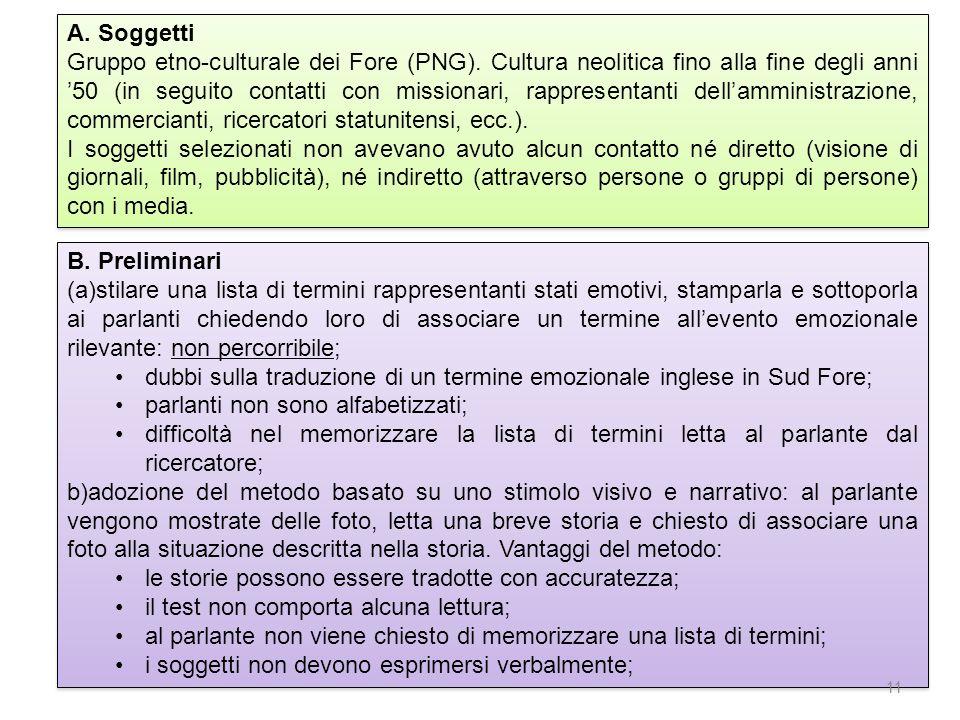 A. Soggetti