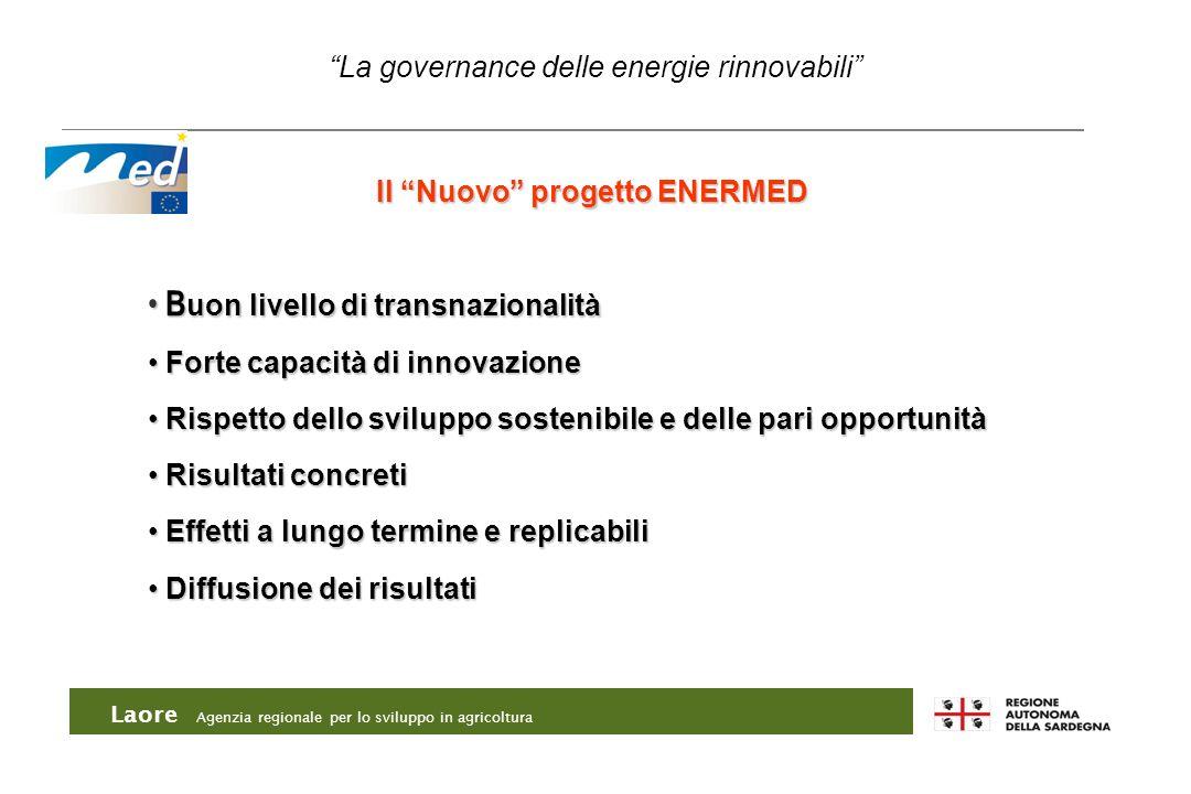 Il Nuovo progetto ENERMED