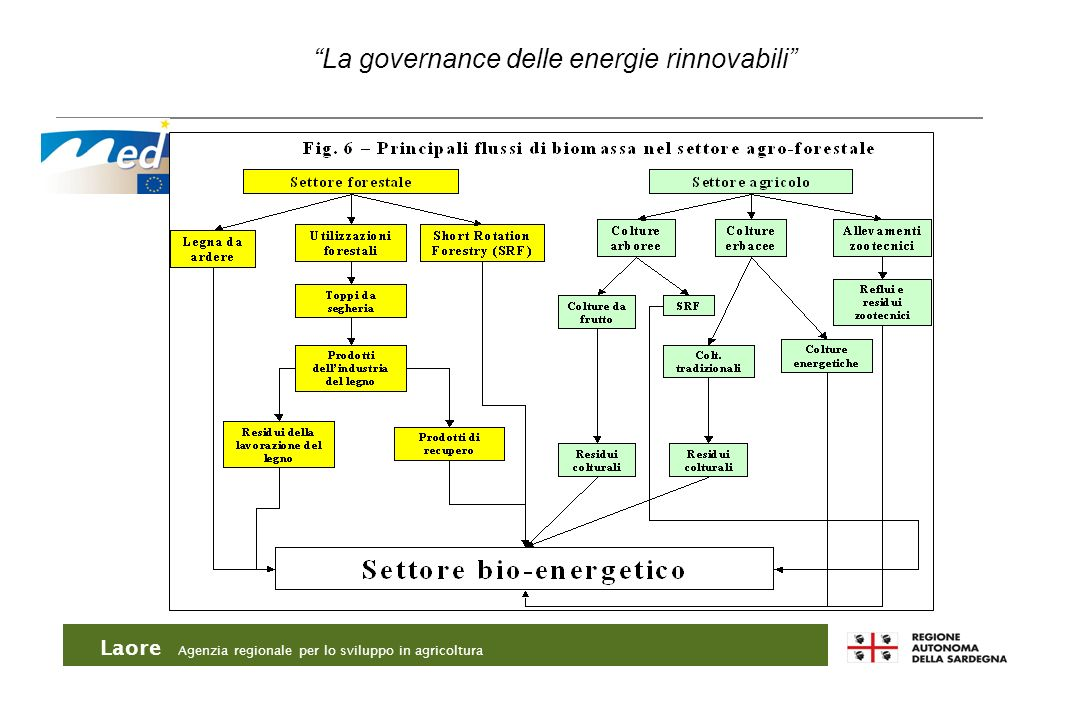 La governance delle energie rinnovabili