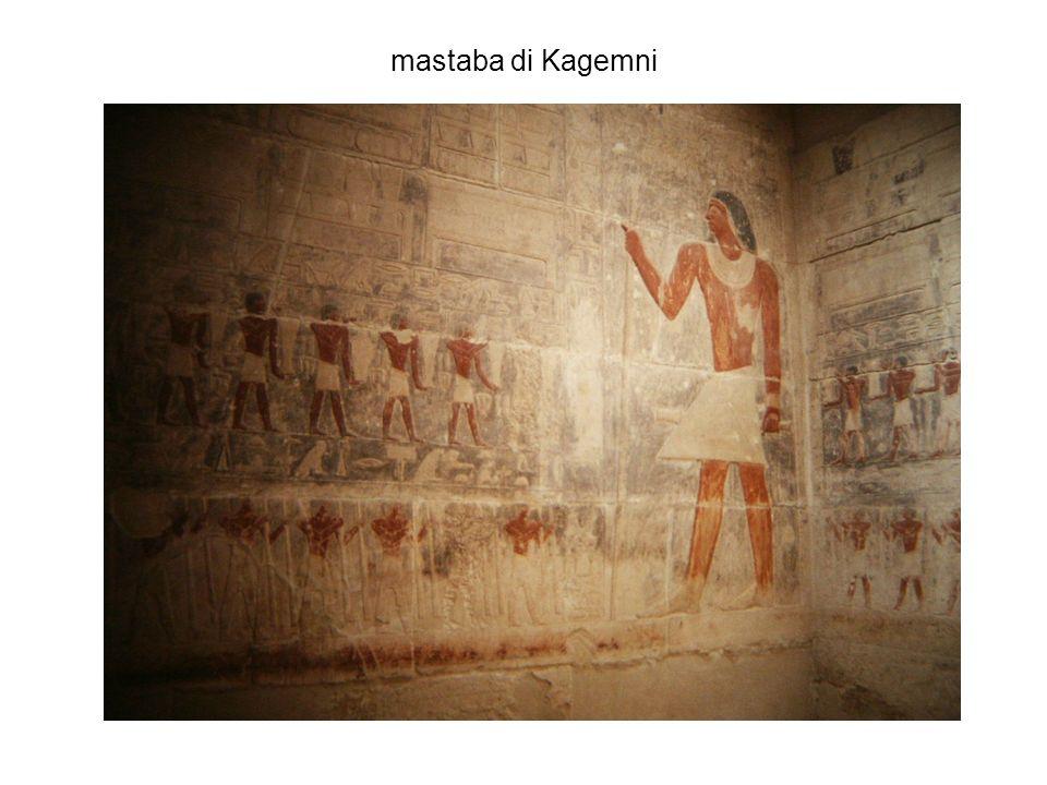 mastaba di Kagemni