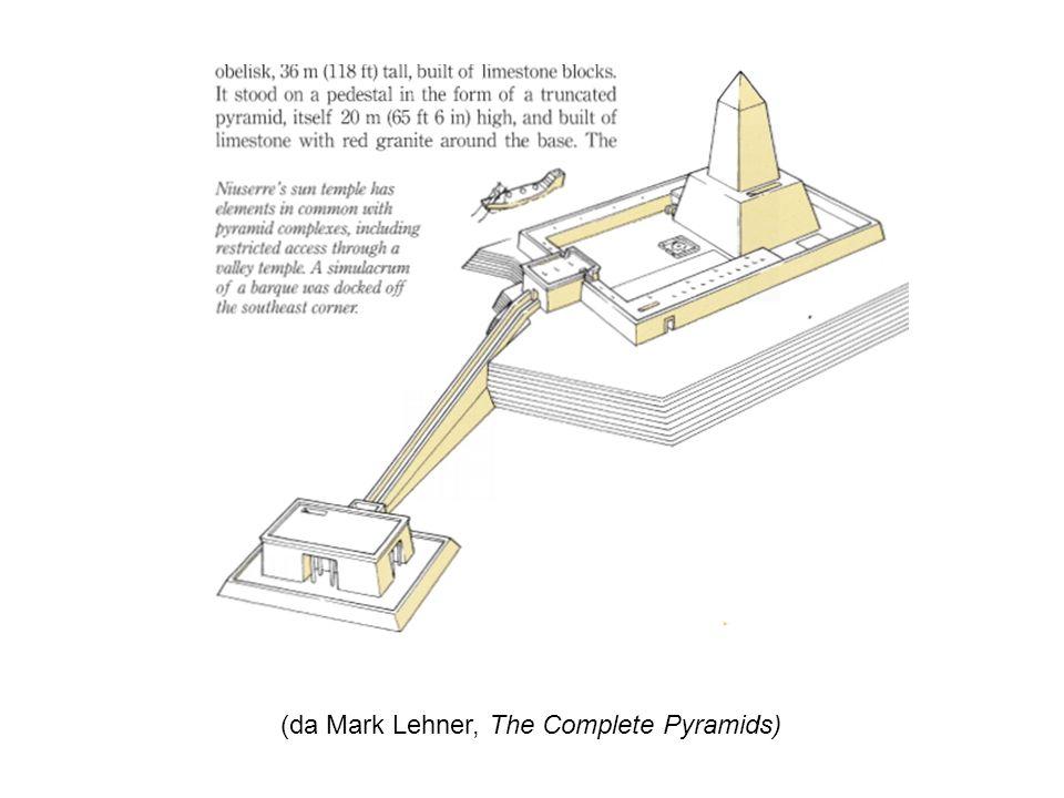 (da Mark Lehner, The Complete Pyramids)