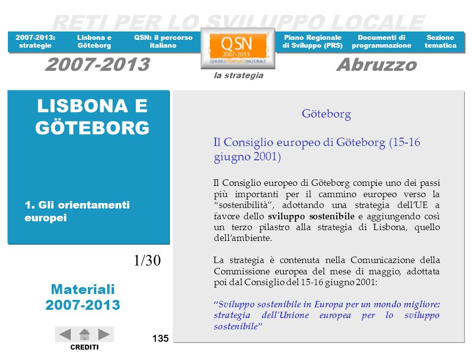 LISBONA E GÖTEBORG 1/30 Göteborg