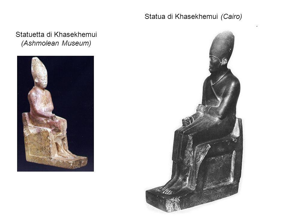 Statuetta di Khasekhemui