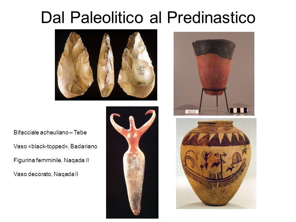 Dal Paleolitico al Predinastico