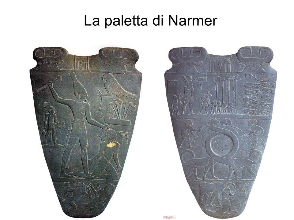 La paletta di Narmer
