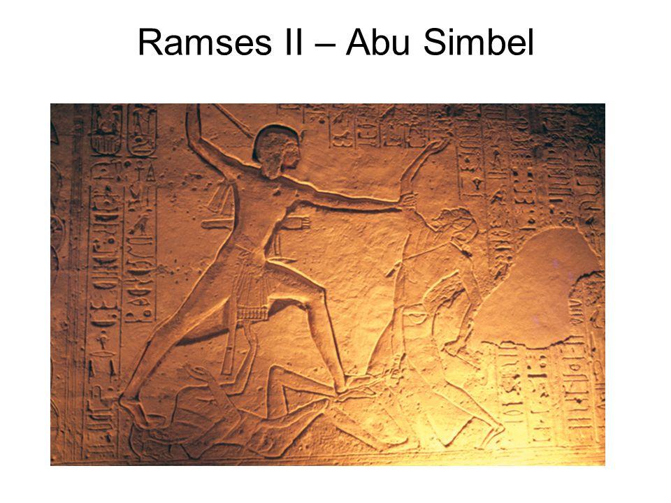 Ramses II – Abu Simbel
