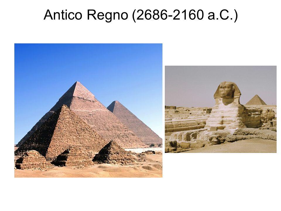 Antico Regno (2686-2160 a.C.)