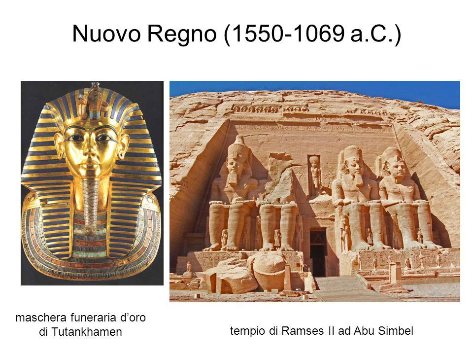 maschera funeraria d'oro