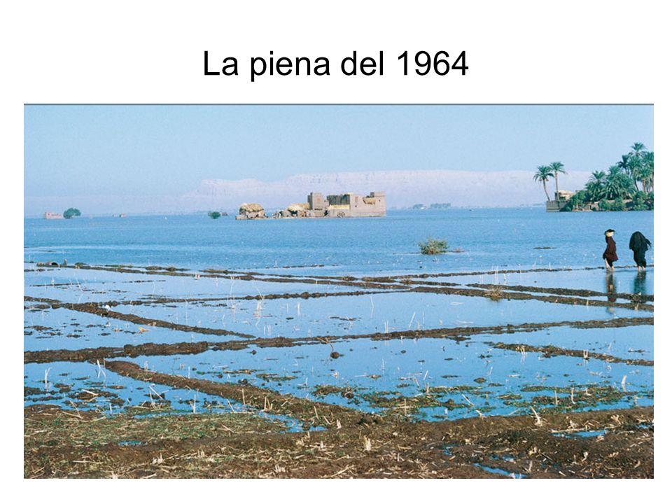 La piena del 1964