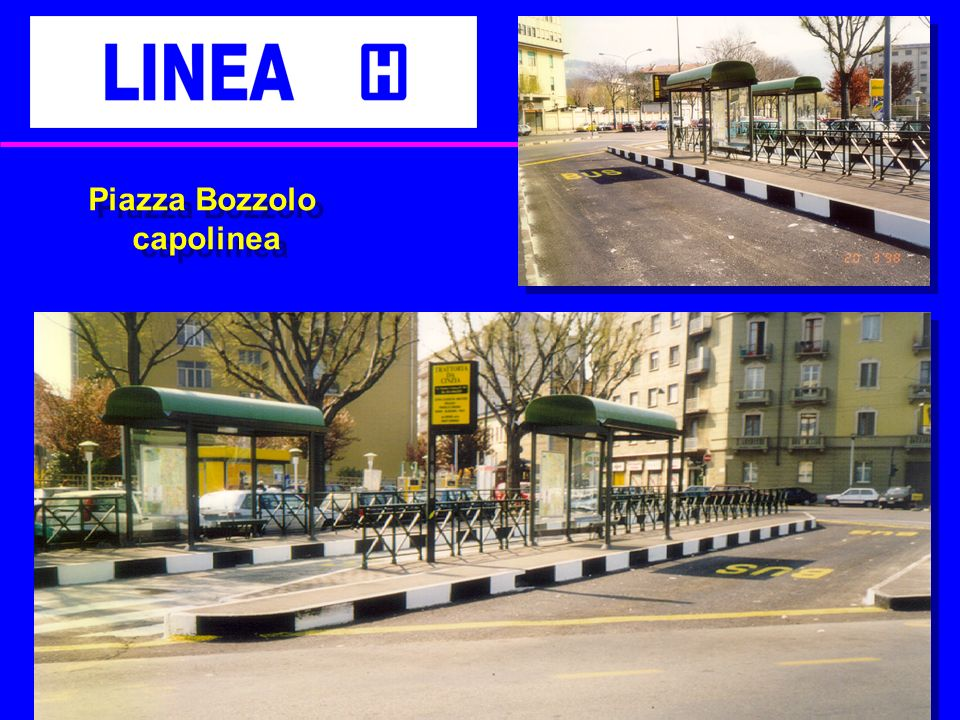 Piazza Bozzolo capolinea