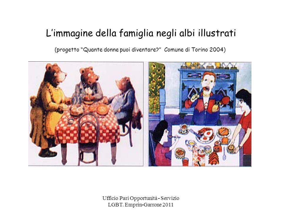 L'immagine della famiglia negli albi illustrati