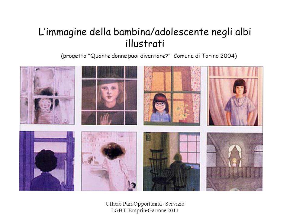 L'immagine della bambina/adolescente negli albi illustrati