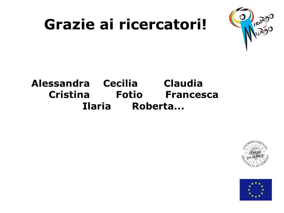 Alessandra Cecilia Claudia Cristina Fotio Francesca Ilaria Roberta...