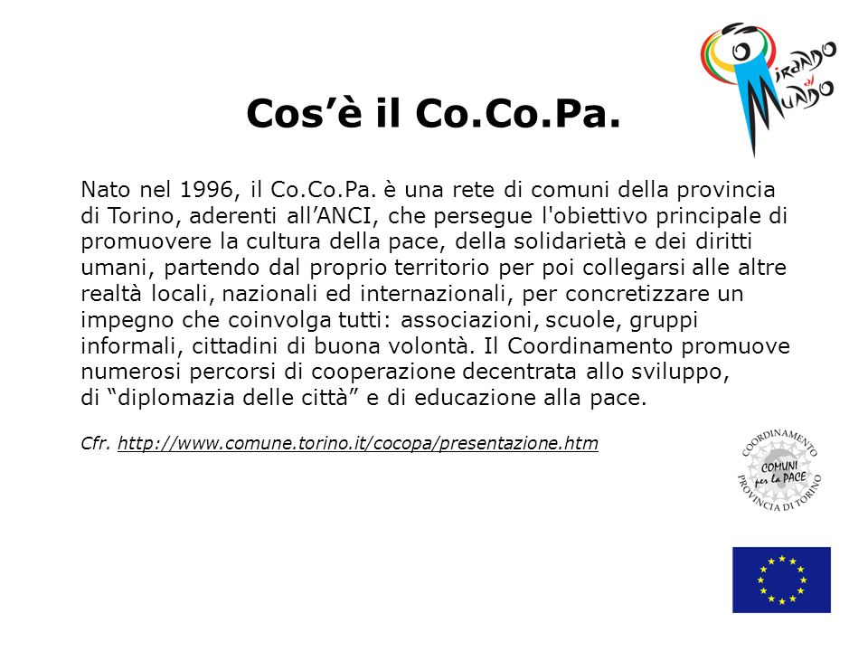 Cos'è il Co.Co.Pa.