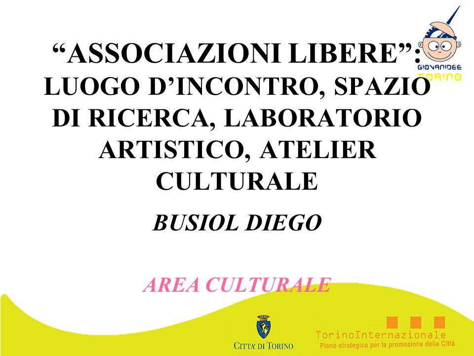 BUSIOL DIEGO AREA CULTURALE