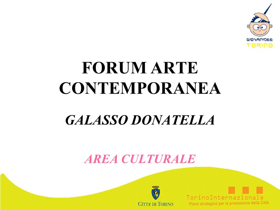 FORUM ARTE CONTEMPORANEA