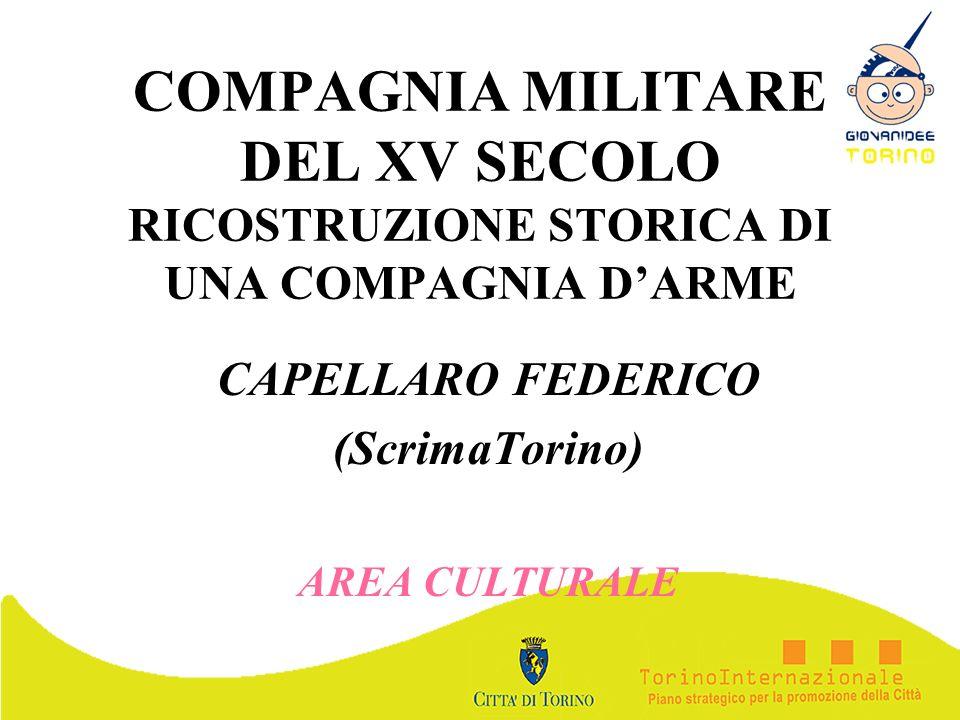 CAPELLARO FEDERICO (ScrimaTorino) AREA CULTURALE