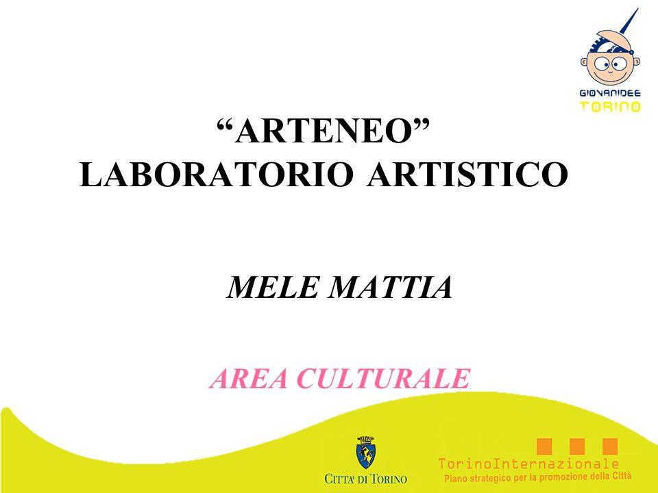 ARTENEO LABORATORIO ARTISTICO
