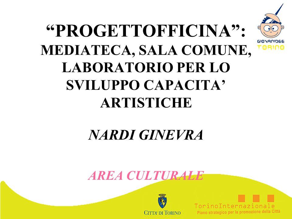NARDI GINEVRA AREA CULTURALE