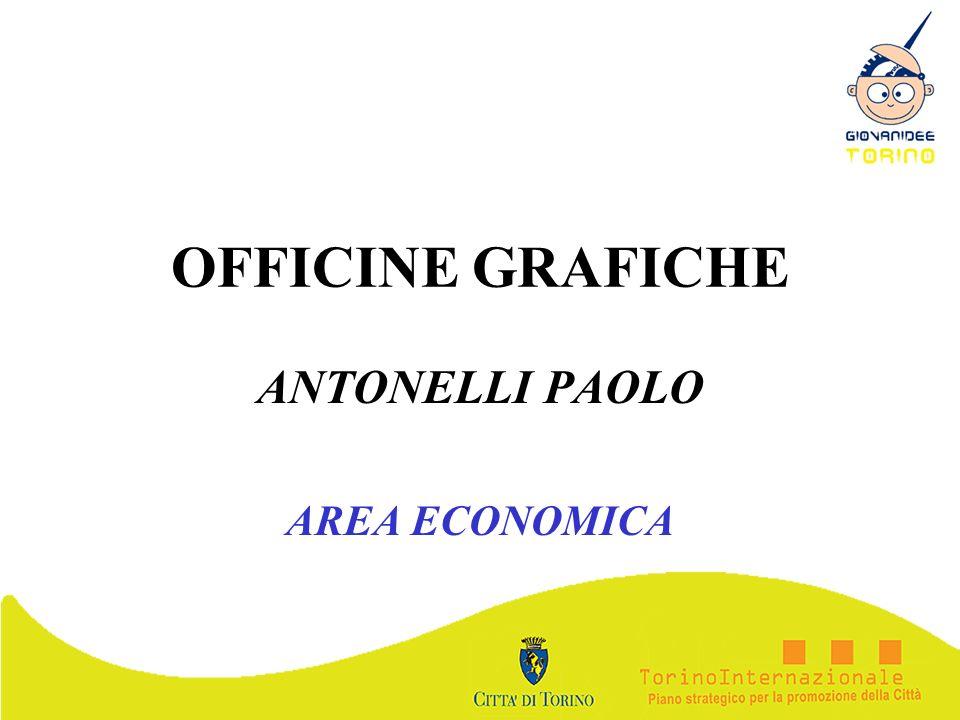 ANTONELLI PAOLO AREA ECONOMICA