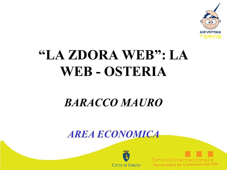 LA ZDORA WEB : LA WEB - OSTERIA