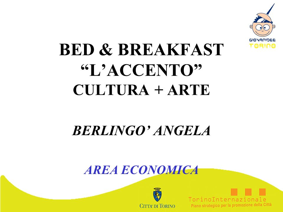 BED & BREAKFAST L'ACCENTO CULTURA + ARTE