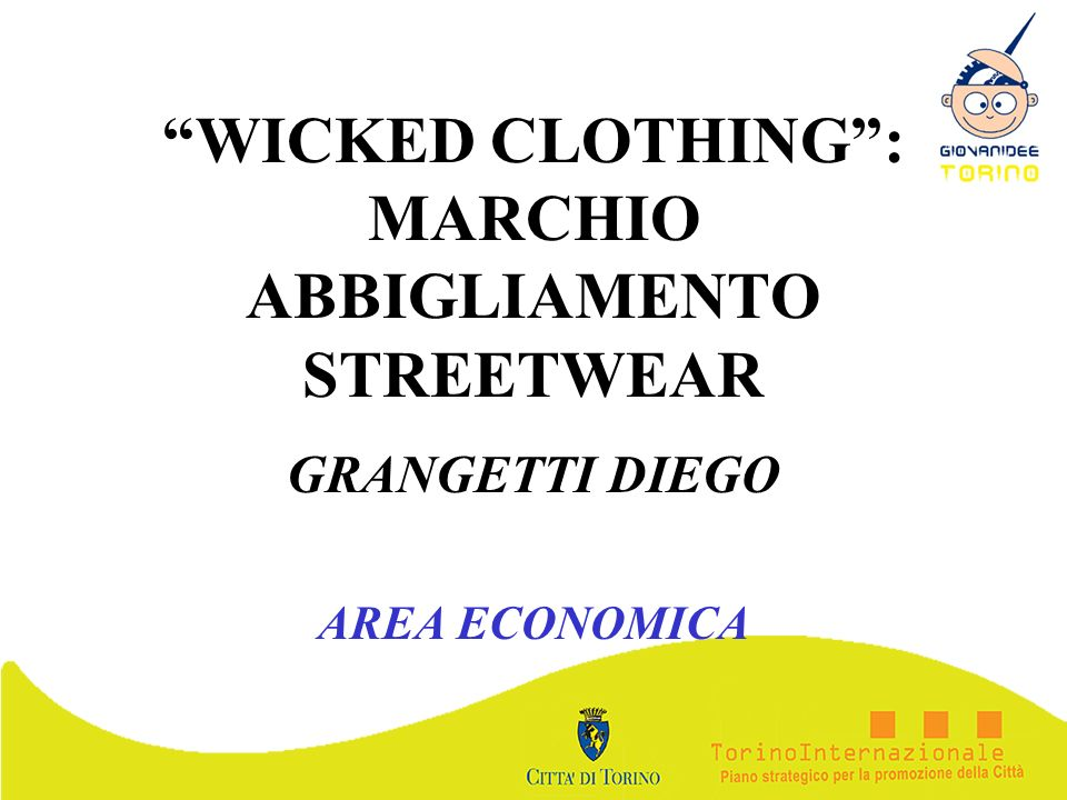 WICKED CLOTHING : MARCHIO ABBIGLIAMENTO STREETWEAR