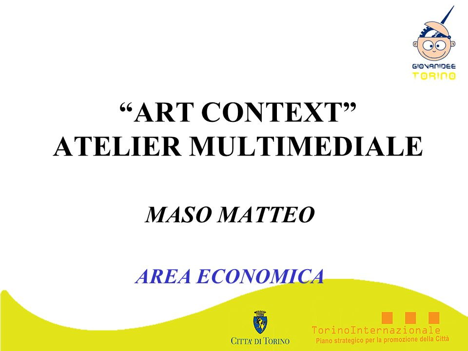 ART CONTEXT ATELIER MULTIMEDIALE