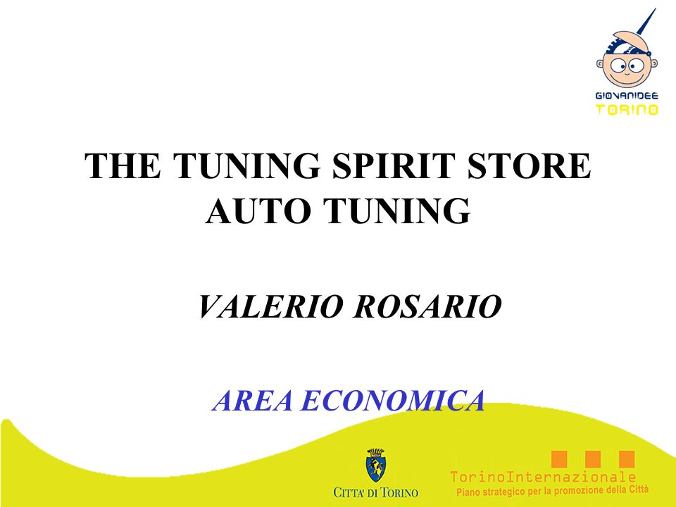 THE TUNING SPIRIT STORE AUTO TUNING