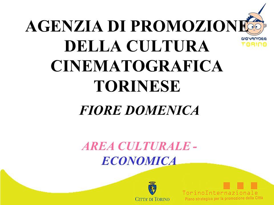 AGENZIA DI PROMOZIONE DELLA CULTURA CINEMATOGRAFICA TORINESE