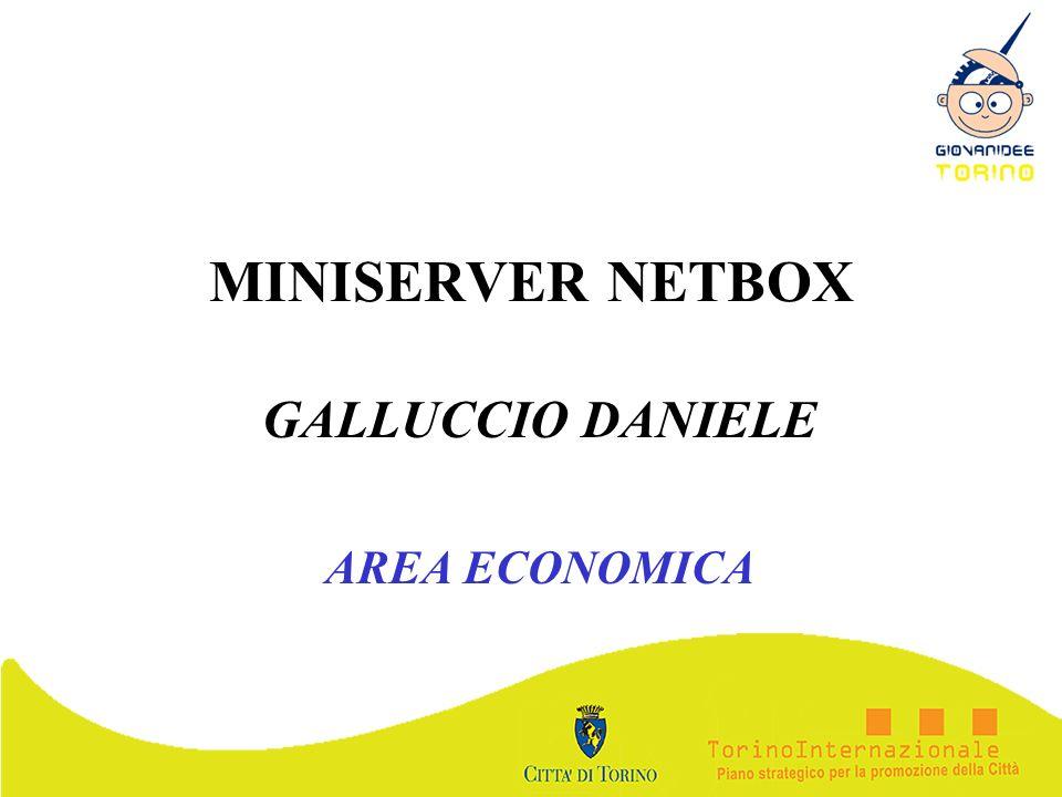 GALLUCCIO DANIELE AREA ECONOMICA