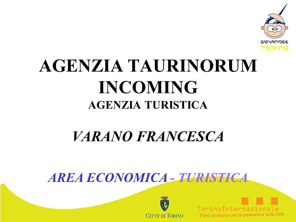 AGENZIA TAURINORUM INCOMING AGENZIA TURISTICA