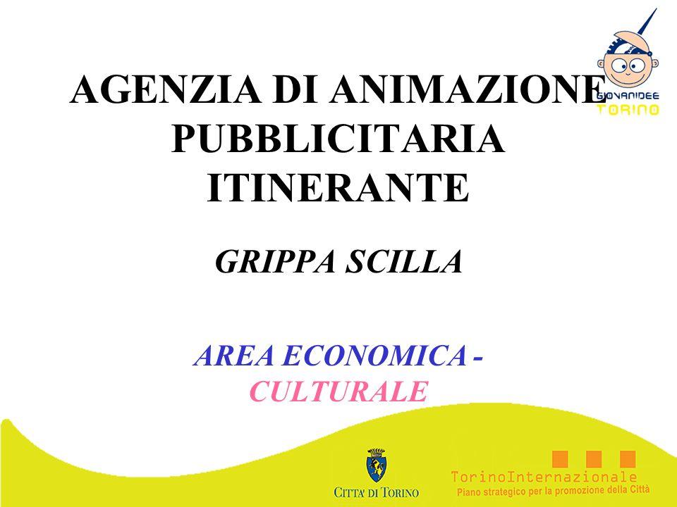 AGENZIA DI ANIMAZIONE PUBBLICITARIA ITINERANTE