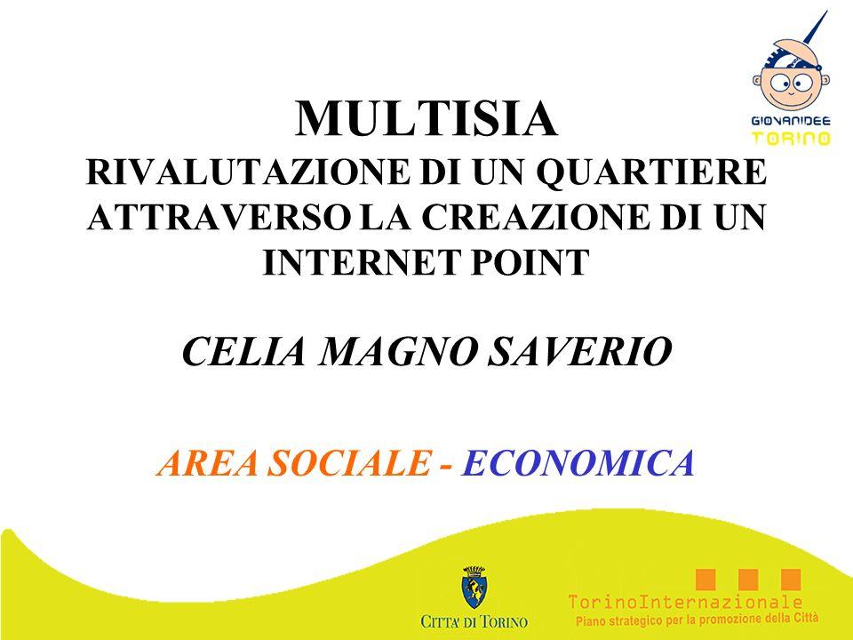 CELIA MAGNO SAVERIO AREA SOCIALE - ECONOMICA