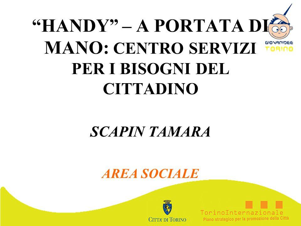 SCAPIN TAMARA AREA SOCIALE