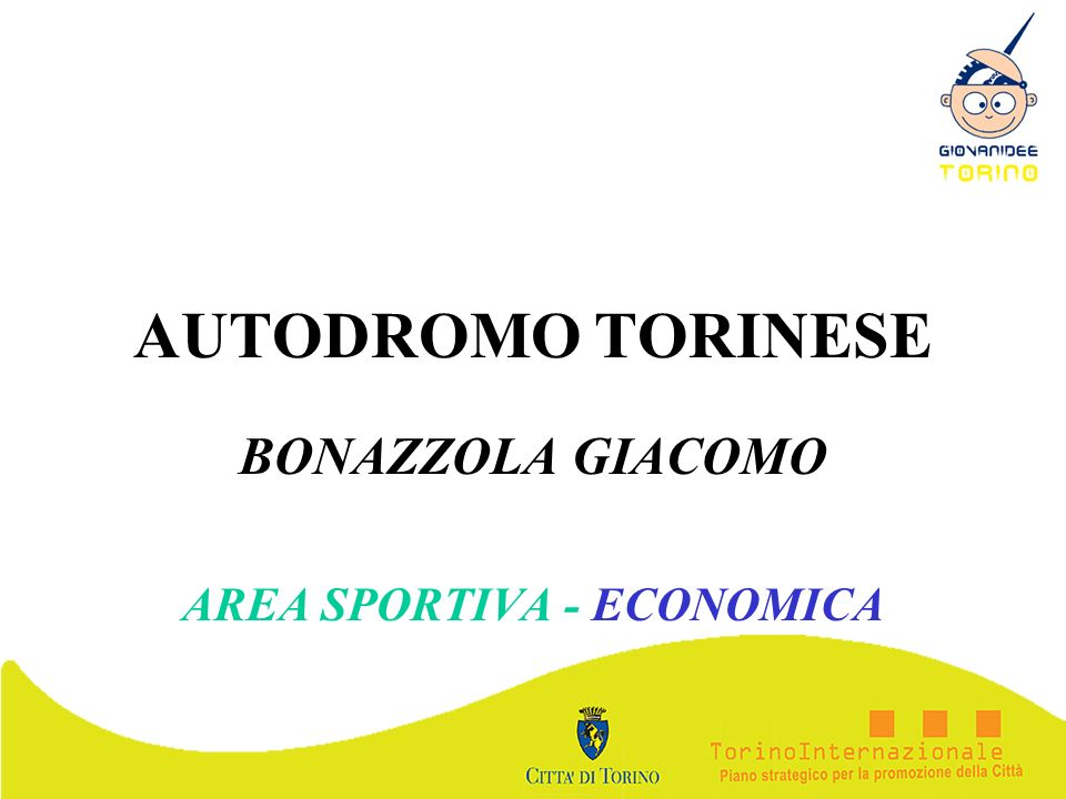 BONAZZOLA GIACOMO AREA SPORTIVA - ECONOMICA