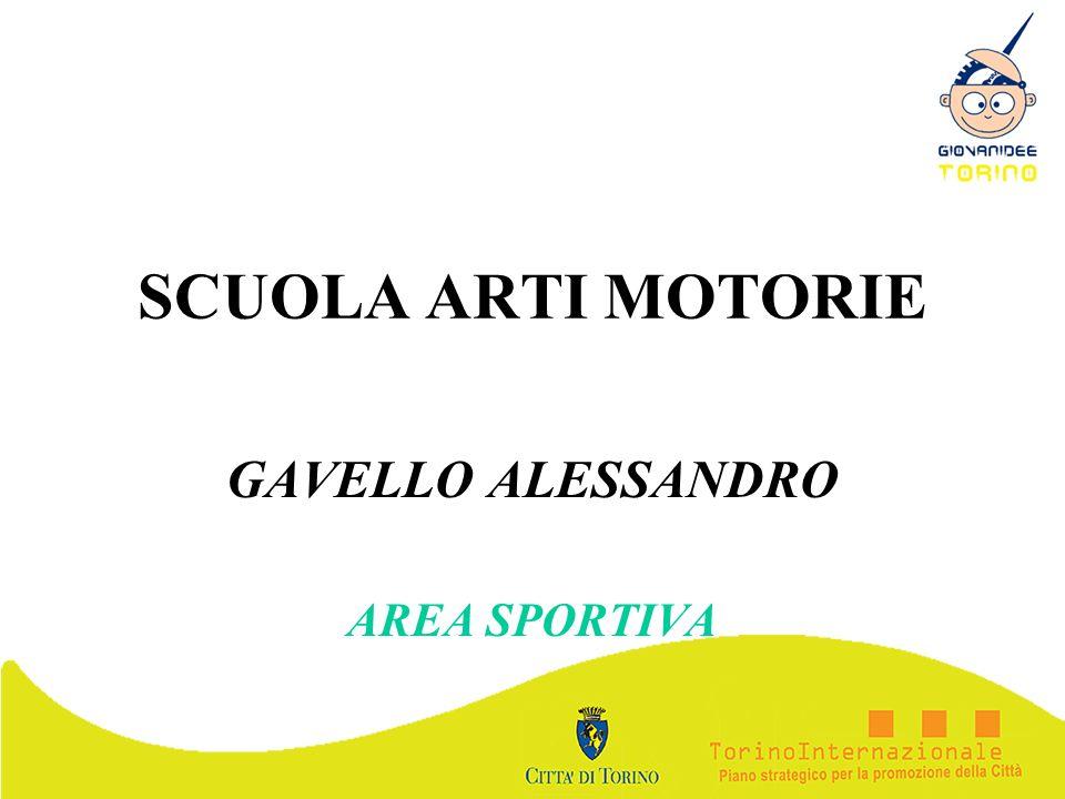GAVELLO ALESSANDRO AREA SPORTIVA