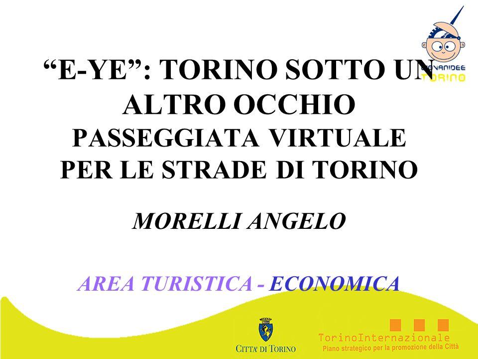 MORELLI ANGELO AREA TURISTICA - ECONOMICA