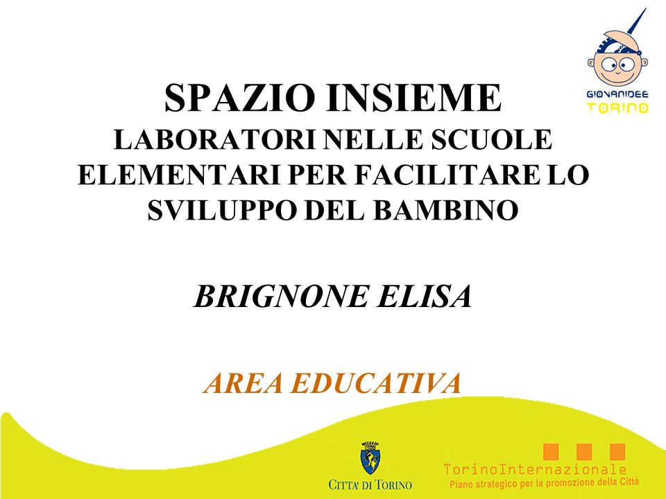 BRIGNONE ELISA AREA EDUCATIVA