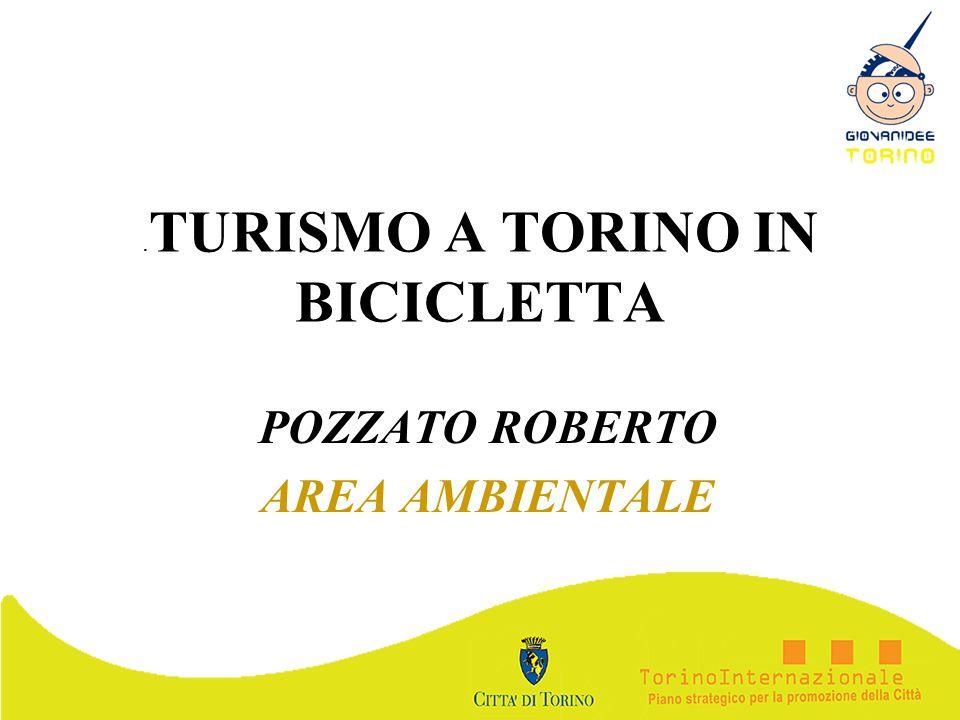 .TURISMO A TORINO IN BICICLETTA