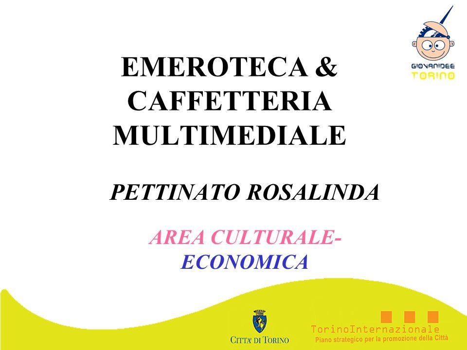 EMEROTECA & CAFFETTERIA MULTIMEDIALE