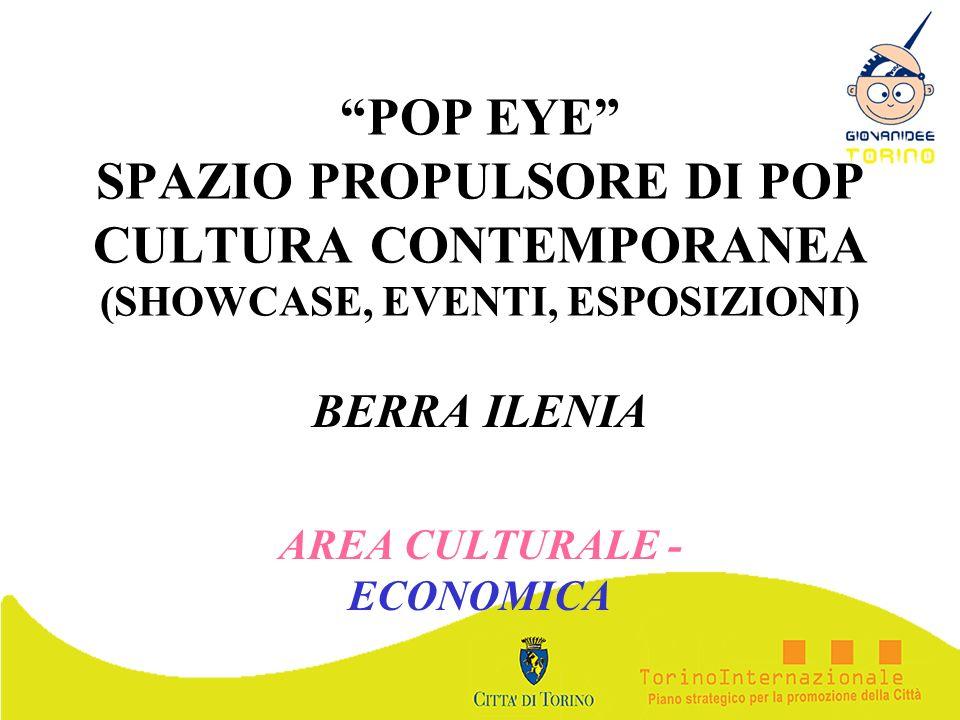 BERRA ILENIA AREA CULTURALE - ECONOMICA