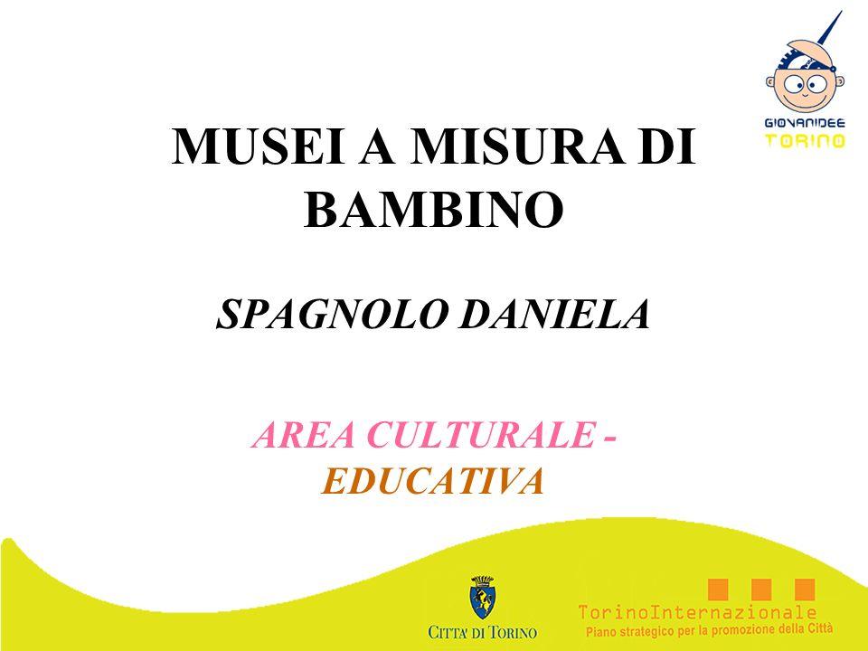 MUSEI A MISURA DI BAMBINO