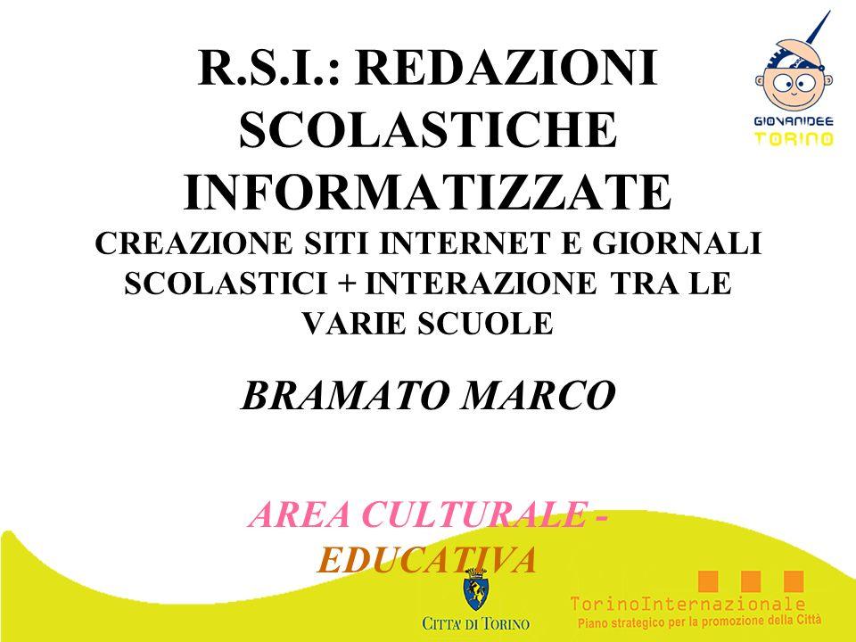 BRAMATO MARCO AREA CULTURALE - EDUCATIVA