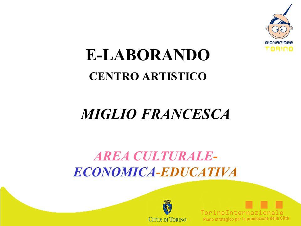 E-LABORANDO CENTRO ARTISTICO
